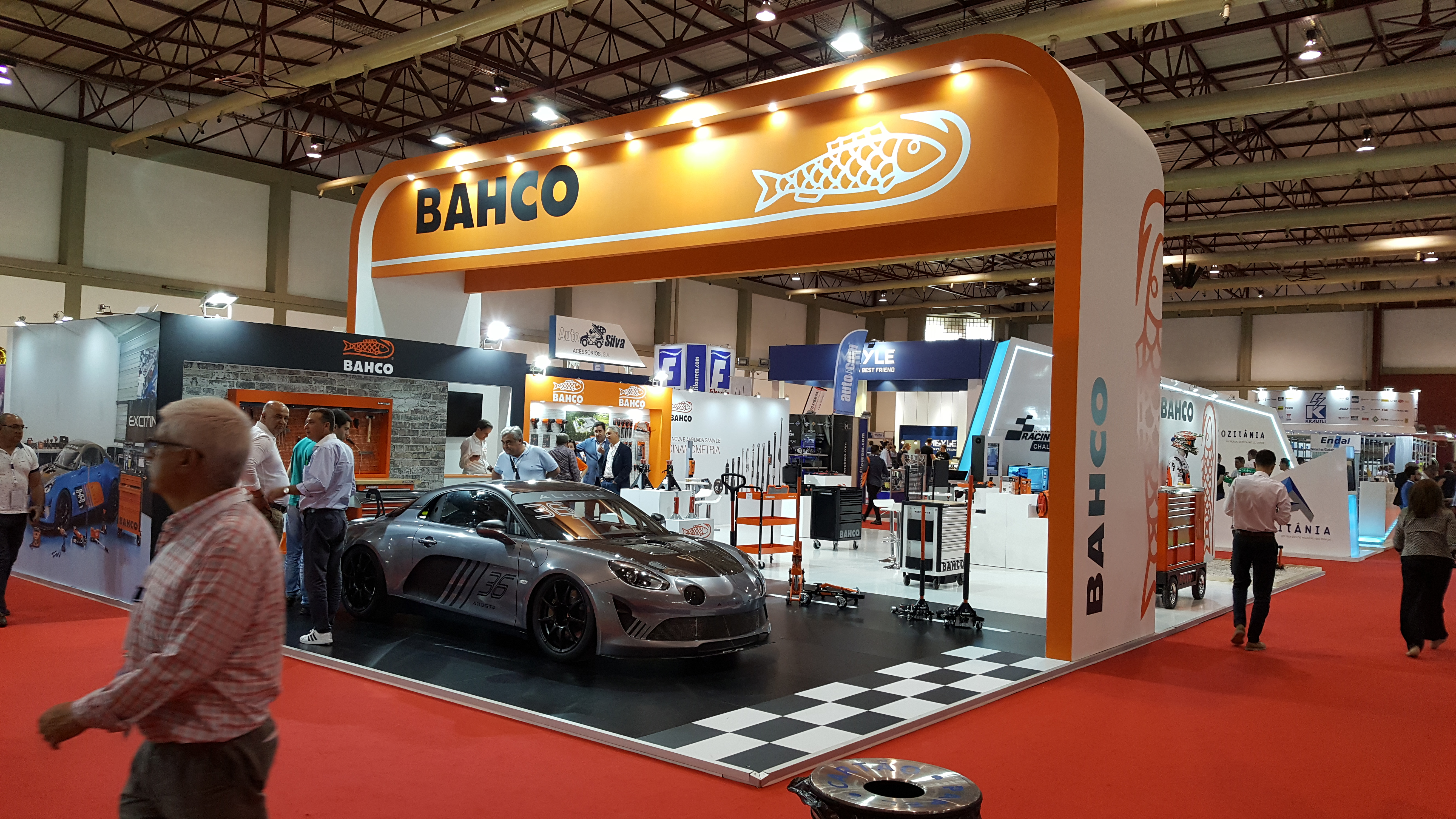 Bahco – Stand Design