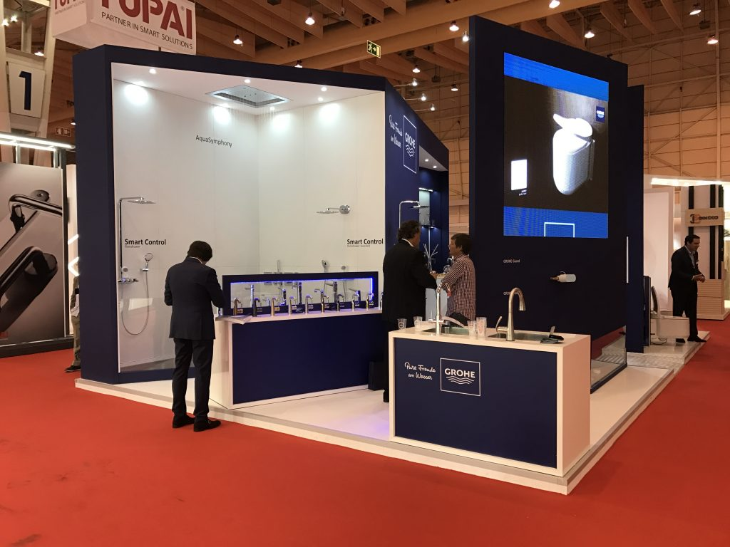 Grohe – Stand Design